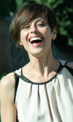 In foto Claudia Pandolfi (42 anni)