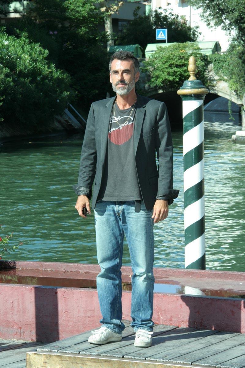 In foto Thomas Trabacchi (51 anni)