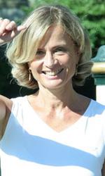 In foto Cristina Comencini (63 anni)