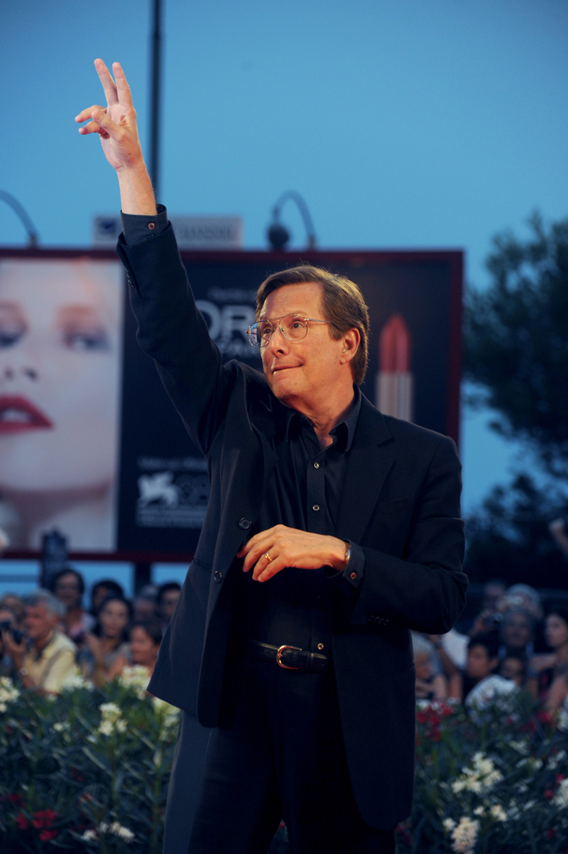 In foto William Friedkin (78 anni)