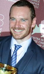 Il cinema al lavoro - Michael Fassbender vince la Coppa Volpi come migliore interpretazione maschile per Shame.