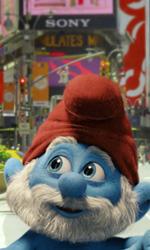 I Puffi, le foto del film - In foto una scena del film I Puffi.