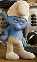 Che animazione puffosa! - In foto una scena del film d'animazione I Puffi.