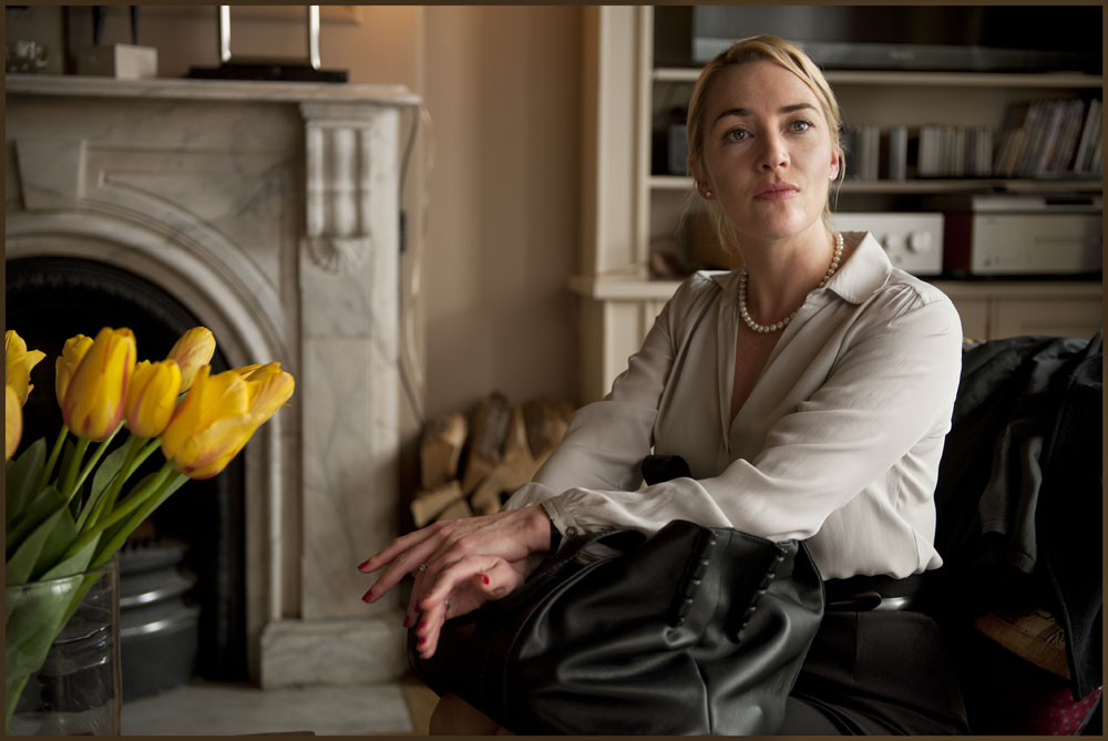 In foto Kate Winslet (41 anni)