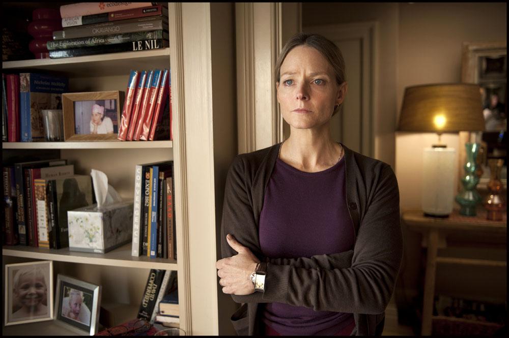 In foto Jodie Foster (54 anni)