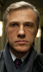 Carnage, carneficina da appartamento - In foto Christoph Waltz, uno dei quattro protagonisti di <em>Carnage</em> di Roman Polanski.