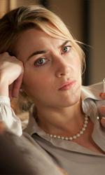 Film nelle sale: creature blu e coppie in crisi - In foto Kate Winslet, protagonista del film Carnage di Roman Polanski.