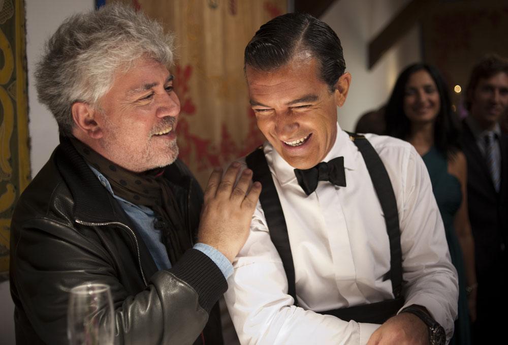 In foto Antonio Banderas (56 anni)