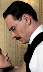 La pericolosa partita del sé - Una scena del film A Dangerous Method di David Cronenberg.