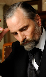 Il cinema sotto analisi - In foto Viggo Mortensen in una scena del film A Dangerous Method di David Cronenberg.
