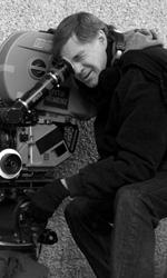 Bryce Dallas Howard, produttrice di Gus Van Sant - Gus Van Sant sul set del film L'amore che resta.