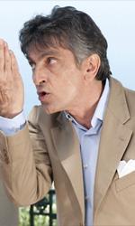 Ex: amici come prima! non decolla - In foto Vincenzo Salemme e Tosca d'Aquino in una scena del film <em>Ex: amici come prima!</em> di Carlo Vanzina.