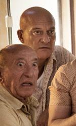 Film nelle sale: super risate e brividi a casa - In foto Claudio Bisio in una scena del film Bar Sport di Massimo Martelli.