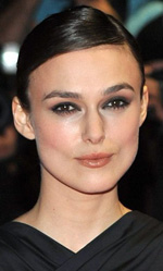 A Dangerous Method, Keira Knightley sul red carpet - In foto Keira Knightley sul red carpet della premiere di A Dangerous Method.