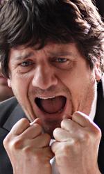 Tragicomica commedia prematrimoniale - In foto un disperato Fabio De Luigi in una scena del film La peggior settimana della mia vita di Alessandro Genovesi. Foto di Loris T. Zambelli.
