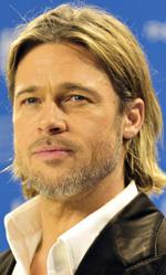 Brad Pitt schiavista? - In foto l'attore Brad Pitt.