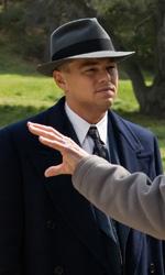 Eastwood e DiCaprio raccontano la storia di J. Edgar Hoover - Una foto dal set di J. Edgar.
