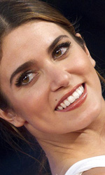 Vampiri, tirannosauri e altri mostri - In foto Nikki Reed, protagonista del film <em>Breaking Dawn - Parte I</em>, presentato alla 6. edizione del Festival di Roma.