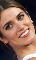 Vampiri, tirannosauri e altri mostri - In foto Nikki Reed, protagonista del film Breaking Dawn - Parte I, presentato alla 6. edizione del Festival di Roma.