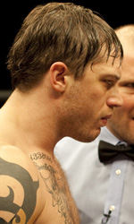 Warrior, e tu per cosa combatti? - In foto Tom Hardy e Joel Edgerton in una scena del film <em>Warrior</em> di Gavin O�Connor.