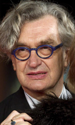 Maestri e capitani - In foto il regista Wim Wenders insieme alla moglie Donata sul red carpet di <em>Pina 3D</em>.