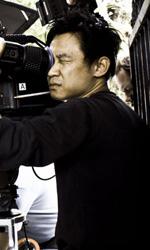 La politica degli autori: James Wan - James Wan sul set di Insidious.