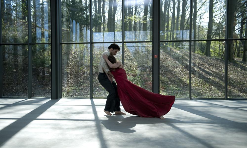 Una scena del film <em>Pina 3D</em> di Wim Wenders. -