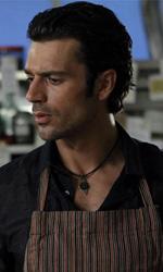Lezioni di cioccolato 2, gli ingredienti dell'amore - Luca Argentero e Nabiha Akkari in una scena del film <em>Lezioni di cioccolato 2</em> di Alessio Maria Federici.