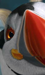 Happy Feet 2, bentornati in Antartide - In foto una scena del film Happy Feet 2 in 3D.