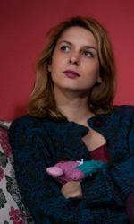 Sul set di Baby Blues: parla Emiliano Audisio - In foto Elena Radonicich, che nel film interpreta Emma (foto di Cosimo Maffione).