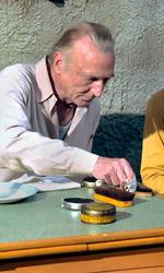 Miracolo a Le Havre, fraternit� ed egalit� - In foto Andr� Wilms e Blondin Miguel in una scena del film Miracolo a Le Havre di Aki Kaurism�ki.