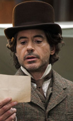 Sherlock Holmes 2, sfida d'abilit e intelletto - Una scena del film <em>Sherlock Holmes - Gioco di ombre</em>.