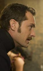 Sherlock Holmes 2, sfida d'abilità e intelletto - Una scena del film Sherlock Holmes - Gioco di ombre.