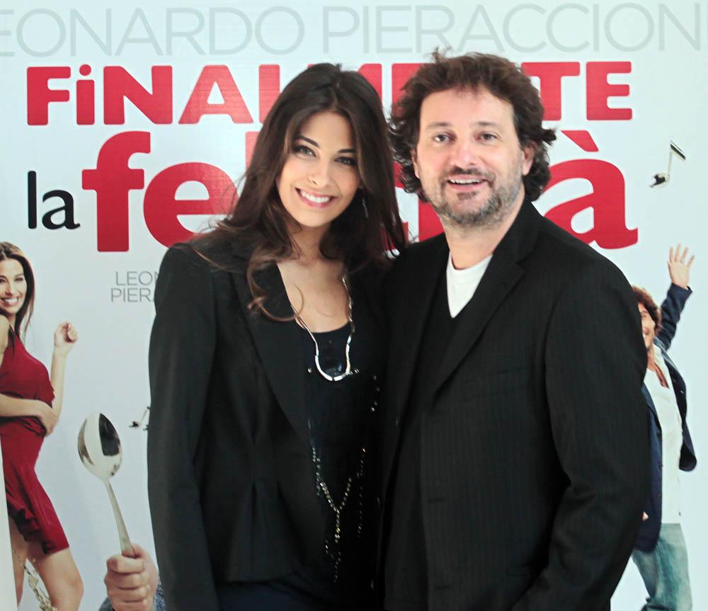 In foto Leonardo Pieraccioni (53 anni) Dall'articolo: Finalmente la felicità, gli imprevisti del destino.