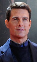 Mission Impossible: protocollo fantasma, contro un attacco nucleare - In foto Tom Cruise, protagonista assoluto di <em>Mission Impossible: protocollo fantasma</em>.