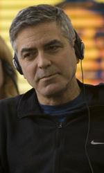 Le Idi di marzo, fascino e inganni della politica che conta - George Clooney sul set de Le Idi di marzo.