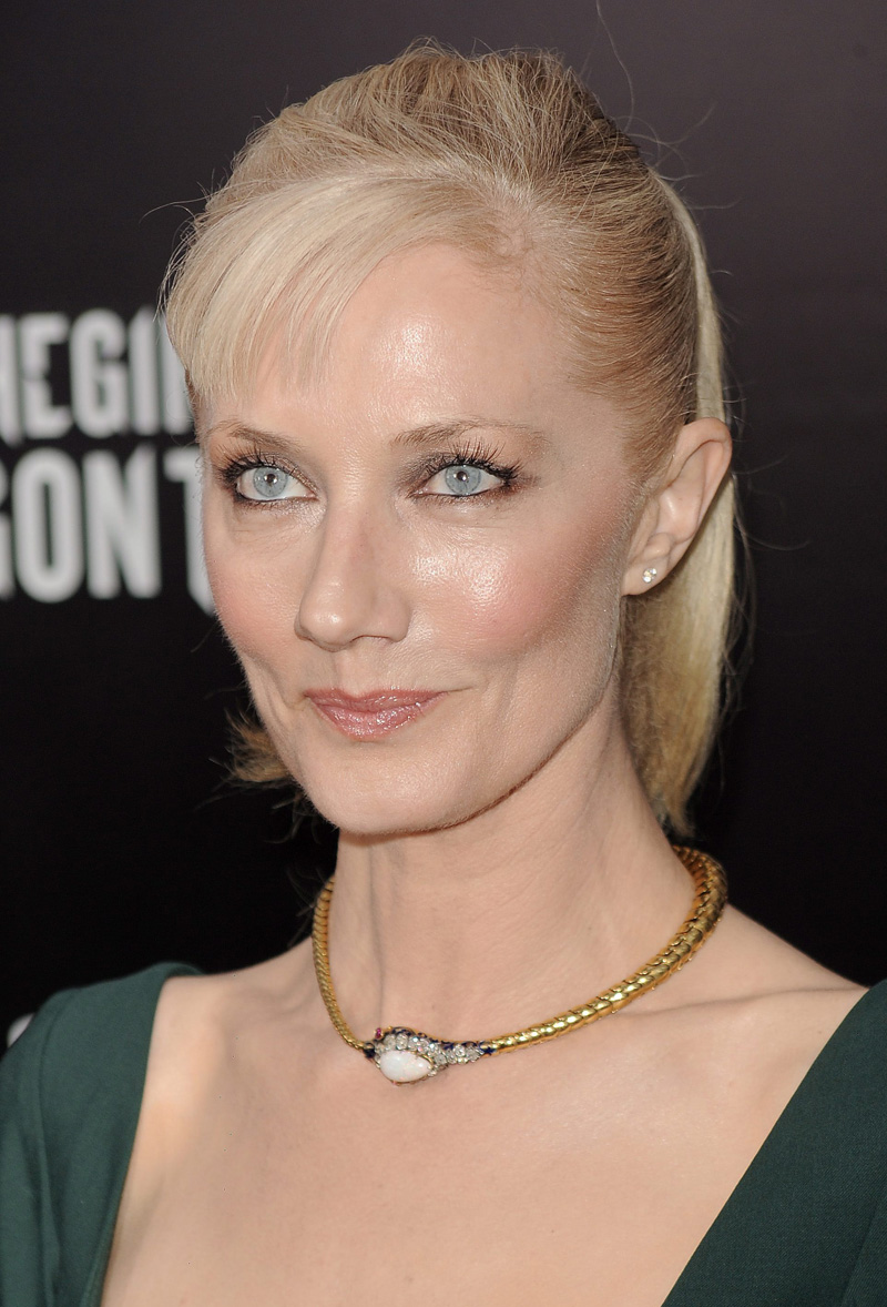 In foto Joely Richardson (52 anni)