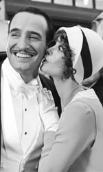 Grandi film contro la depressione economica - In foto Jean Dujardin e Bérénice Bejo, protagonisti del film The Artist.