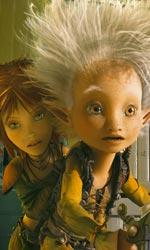 Arthur e la guerra dei due mondi, fiaba ecologista - In foto una scena del film Arthur e la guerra dei due mondi.