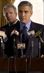 Tutta la politica � paese - In foto una scena del film Le Idi di marzo di George Clooney.