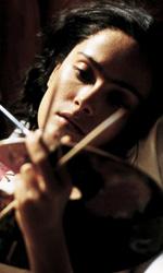 Storia 'poconormale' del cinema: puntata 136 - In foto Salma Hayek in una scena del film Frida di Julie Taymor.