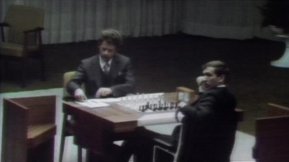 In foto Bobby Fischer