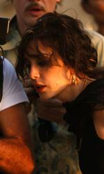 E ora dove andiamo?, donne unite contro la guerra - Una scena da set del film E ora dove andiamo? di Nadine Labaki.