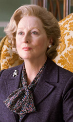 The Iron Lady, ritratto di una donna straordinaria - Una scena del film The Iron Lady di Phyllida Lloyd.