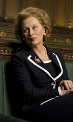 The Iron Lady, ritratto di una donna straordinaria - Una scena del film <em>The Iron Lady</em> di Phyllida Lloyd.