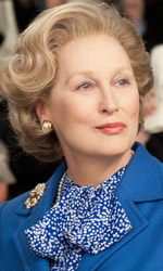 The Iron Lady, ritratto di una donna straordinaria - In foto Meryl Streep in una scena del film The Iron Lady di Phyllida Lloyd.