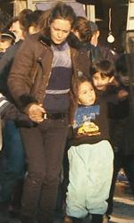 Polisse, come aiutare i bambini nell'ombra - Una foto di scena di Polisse.