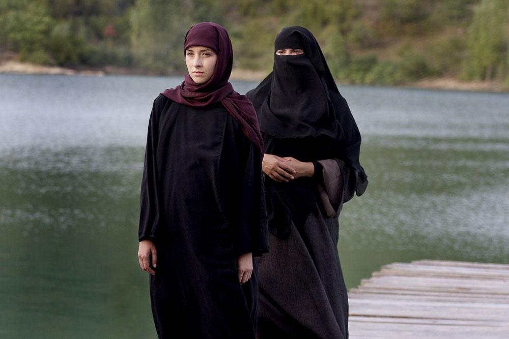 Una scena del film <em>Il sentiero</em> di Jasmila Zbanic. -
