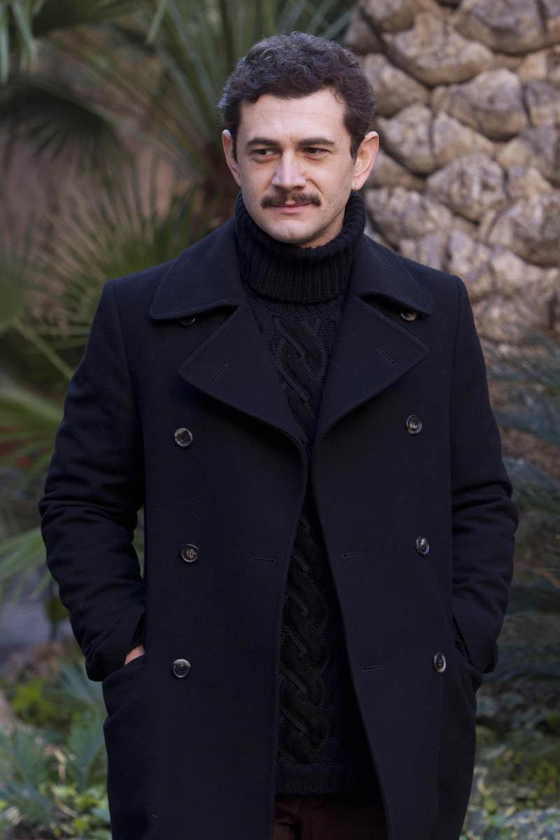 In foto Vinicio Marchioni (41 anni)