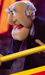 I Muppet, l'unione fa la forza - In foto una scena del film I Muppet di James Bobin.